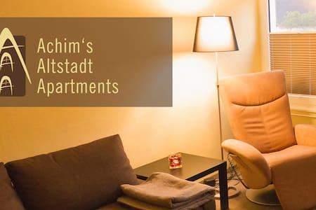 kernsanierte Apartments im Zentrum - Wülfrath - Daire