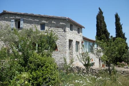 Gîte 2 à 4 personnes, colline de Pecolebre, 80 m 2 - Apartment