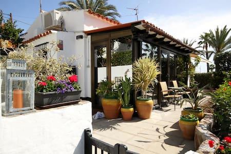 Cosy rustic Spanish house - Mogán