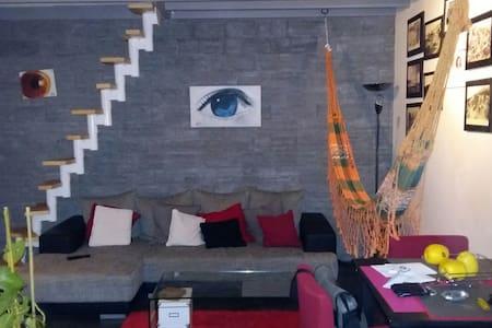 Charmante maison à Mont de Marsan - Rumah