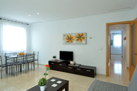 Puzol Playa Valencia apartments - Apartment