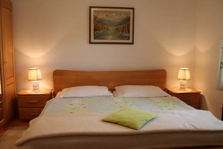 nice & cosy double room #1 in Bohinj - Bed & Breakfast