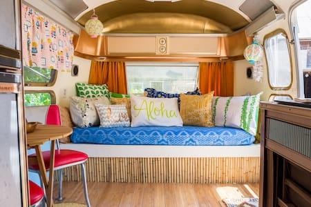 Happy Camper - Portsmouth - Husbil/husvagn