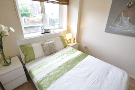 (TA-2) Cosy double room close to Mile End Park - Apartmen