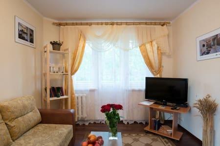 Vip-kvartira на Золотой Горке - Apartamento