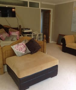 Big double room with extra mattress - Dom