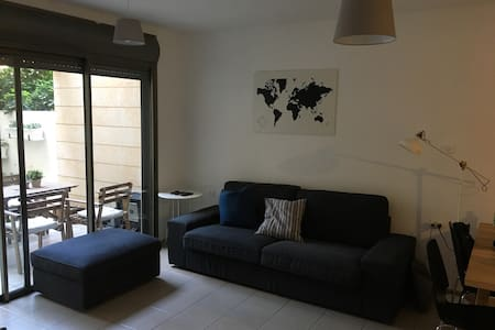 Gorgeous apartment fully furnished with a garden!! - Ra'anana - Lakás
