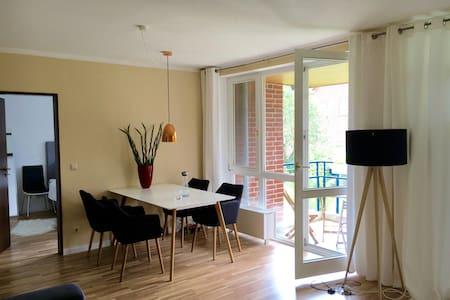 Moderne Wohnung im Zentrum von Wentorf - Leilighet