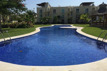 Marina Diamante. Beautiful apartment roof garden - Daire