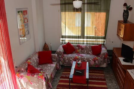 Bright Beach Apartment with wifi &  all services - San Javier - Apartment