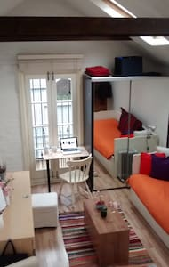 Nice and cosy studio in East London(Bethnal Green) - London - Apartment