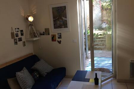 T2 40m² centre ville d'Albi - Albi - Wohnung