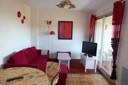 T2 coquet de  38 m² sur les hauteurs de Nyons - Nyons - Wohnung