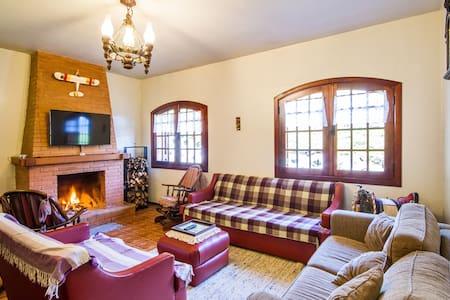 Casa em Monte Verde no melhor estilo Hostel! (2) - Kabin
