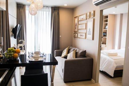 Brand-new room in hippest area. - Su Thep