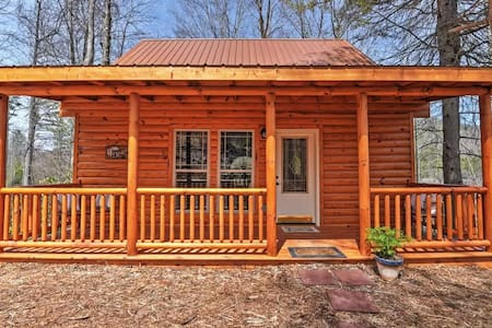 Secluded 2BR Roan Mountain Cabin - Cabin
