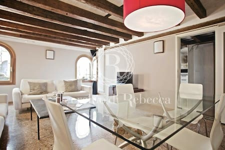 Cerchio di Rebecca: Casa De Donatis - Venezia - Appartamento