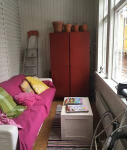 Tiny but cozy guest room - Hämeenlinna - House