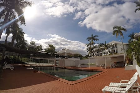 Resort style living - Mooroobool