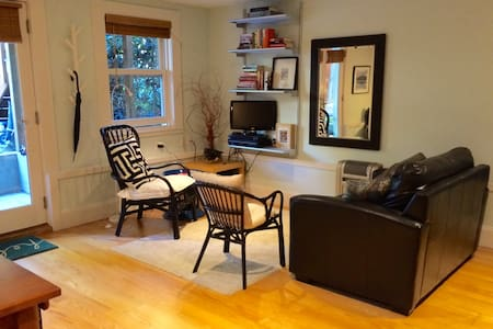 Beautiful! Entire 1 BR Apt. in NOPA - San Francisco - Apartment