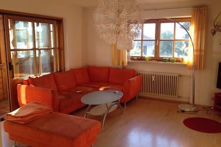 Wunderschöne Wohnung in der Nähe von Oberstdorf - Pis