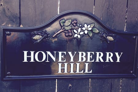 """Honeyberry Hill, """"The Lounge"""" - Ithaca"""