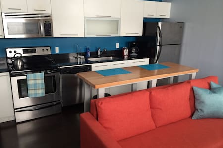 NEW!! 1 Bedroom By the Ocean! - Miami Beach - Apartment