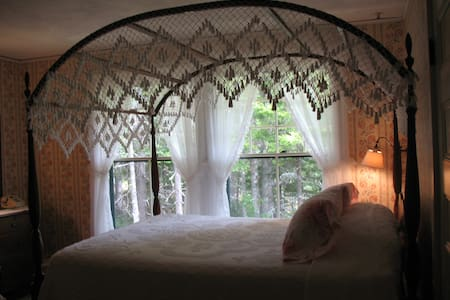 Canopy In The Trees - Bed & Breakfast