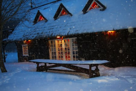 "Winter inspiration - Livonian household ""Branki"" - Rumah"
