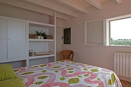 Una stanza nella Villa del Mandorlo - Villa