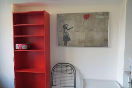 Small, new studio in the center - Apartment