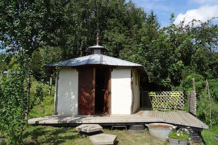 La cabane des glaneurs - Liège - Cabane