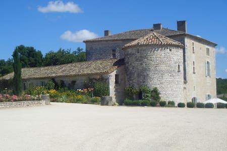 Vie de chateau en Quercy - Valprionde - House