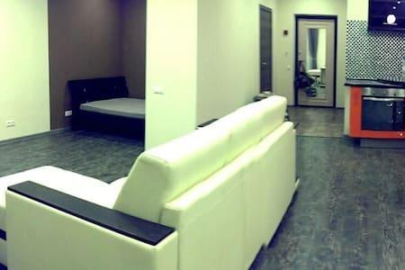 Уютная красивая студия - Lägenhet