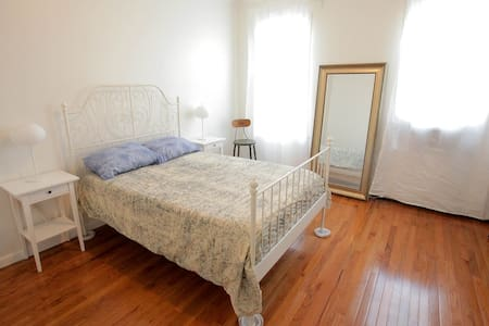 Nyc in 10 min. Jersey City bliss - Room 4 - Bed & Breakfast
