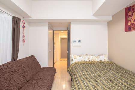 Namba Station 1-minute  guest room 南海難波駅徒歩1分ゲストルーム - Wohnung
