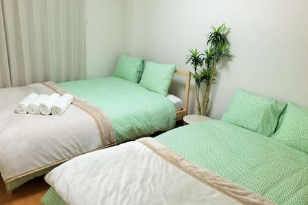 2Bed room in Tokyo down town! - Apartment