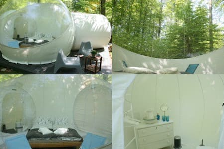 Bubble Suite - Stenbrohult - Yurta
