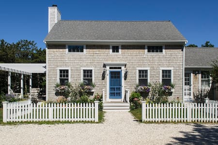 Perfect Beach House in Katama (Martha's Vineyard) - Edgartown - Maison