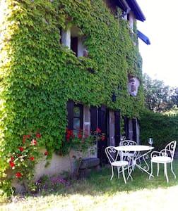 Maison de vacances à la campagne - Brousse - Leilighet