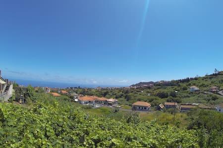 HOUSE AT SANTANA VILLAGE (MADEIRA) - Santana