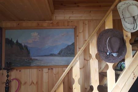 Уютный домик с банькой - Ev