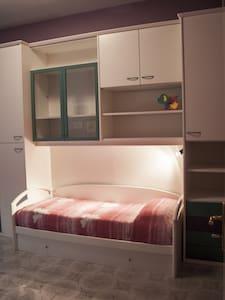 Camera Singola Verde - L'Aquila - Bed & Breakfast