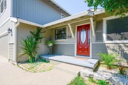 Beautifully remodeled Napa home! - Napa