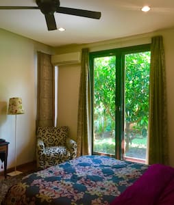 Tropical house in hip expat enclave - House