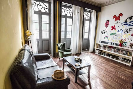 room in the center - Oporto - Bed & Breakfast