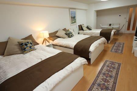 WEST SHINSAIBASHI AP 004 - Osaka - Apartment