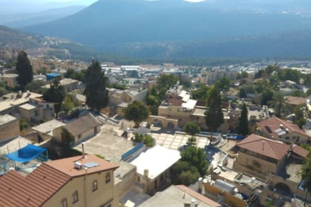 Best View of Mount Meron From the Top of Old Town - Lakás