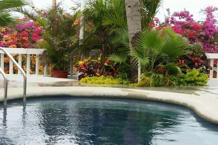 Furnished beach house - Punta Blanca - Haus
