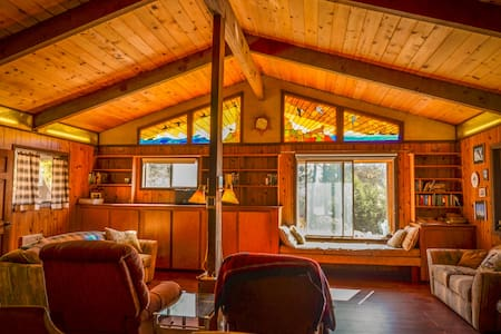 The Quail's Nest Cottage - Point Reyes Station - Rumah